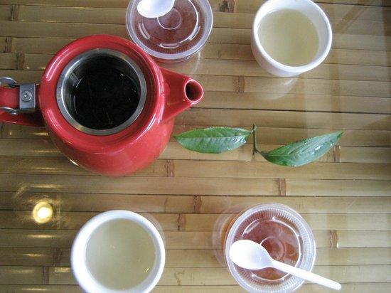Maokong mountain: 東方美人茶