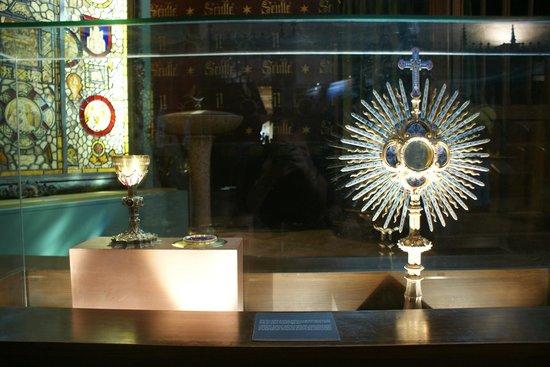 Musée de l'Hôtel-Dieu : Objets de culte