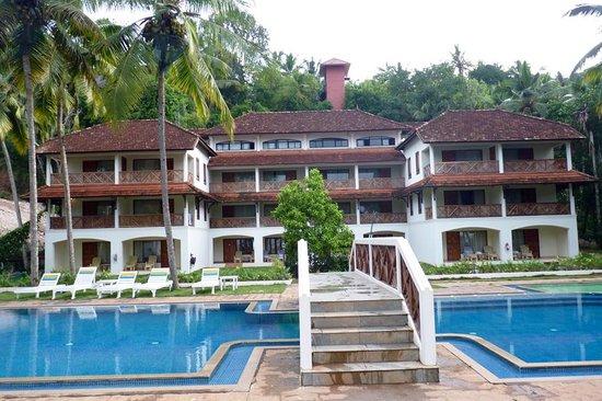 The Travancore Heritage Beach Resort : Travacore heritage