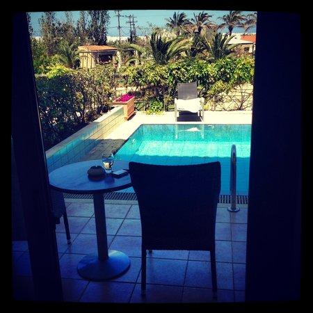 Minoa Palace Resort & Spa : Room 617