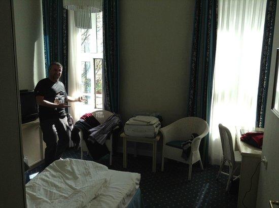 Hotel de France: Ampia doppia