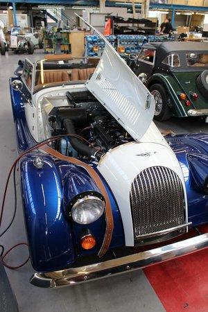 Morgan Motor Company: Nearing completion