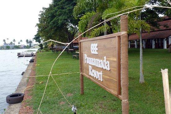 Punnamada Resort: The resort