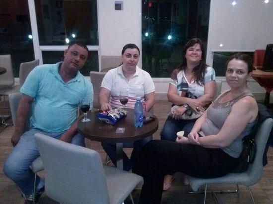 Hotel Ibis Contagem Ceasa : Equipe mara