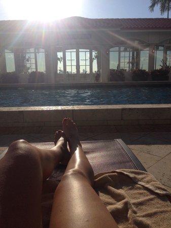 InterContinental Miami: Pool side.