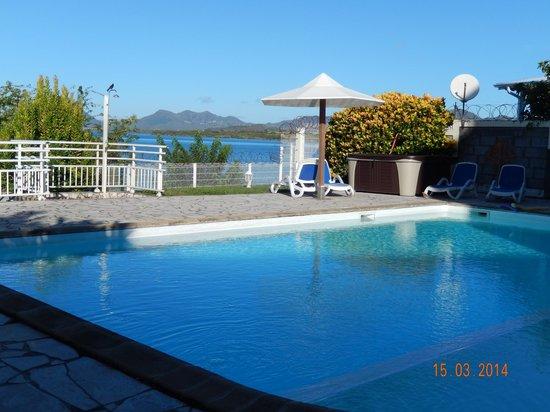Hôtel Corail Residence: pool