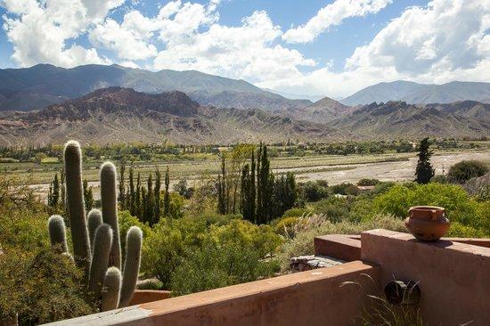 Cerro Chico : Vista desde la habitación