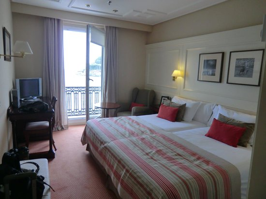 Hotel de Londres y de Inglaterra: Room 409