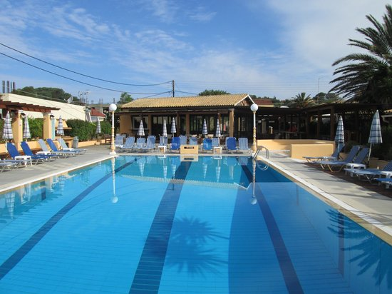 Summertime Hotel Apartments : lovely pool, even if a little cold in May!!