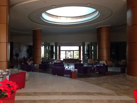 Rehana Sharm Resort: Lobby