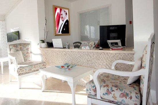 Otel Yeni: Reception
