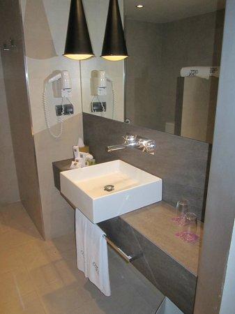 Hotel Barcelona Catedral: bath 2