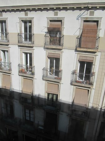Hotel Barcelona Catedral: view