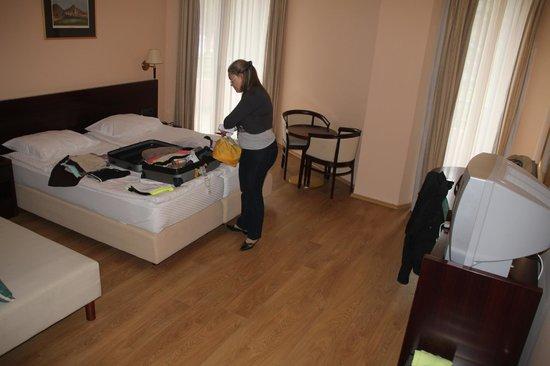 Iberostar Bellevue : chambre