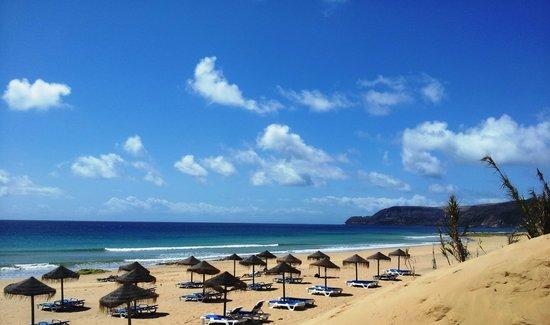 Vila Baleira Porto Santo: Praia Hotel **** Hotel Beach