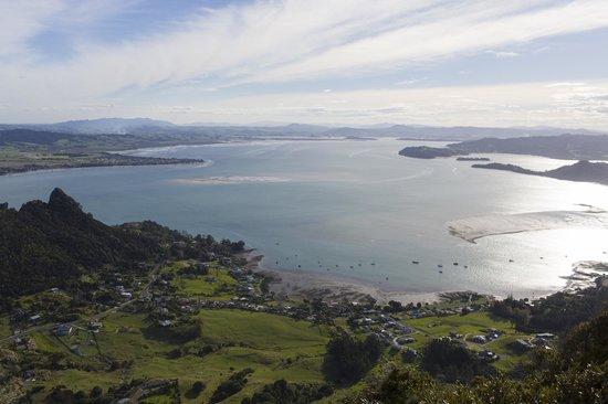 Whangarei, Nova Zelândia: View from the peak