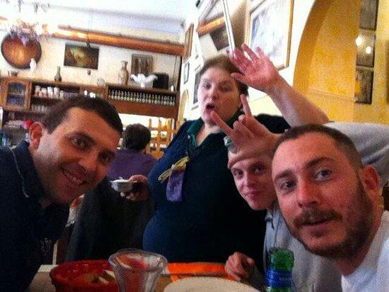 Osteria Jenny a San Lorenzo : Jenny!!!!