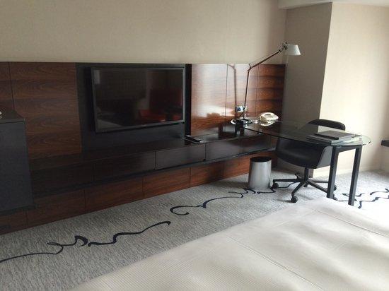Hilton Tokyo: Chambre