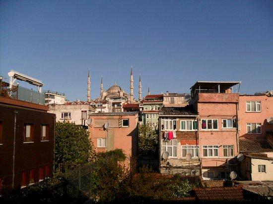 Armada Istanbul Old City Hotel: ...........