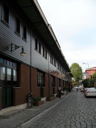 Armada Istanbul Old City Hotel: ..............