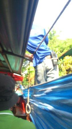 Khlong Saen Saep : センセーブ運河のボート