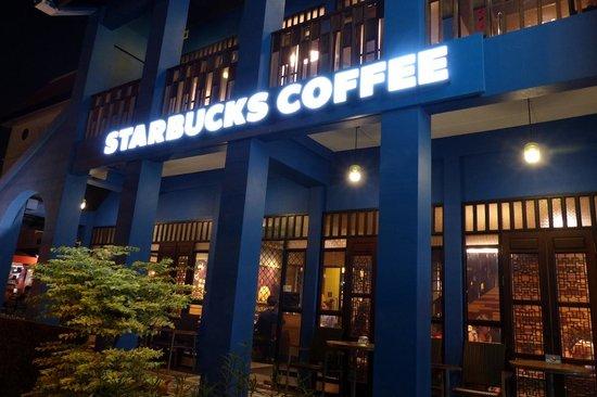 Starbucks, Bangkok Thailand