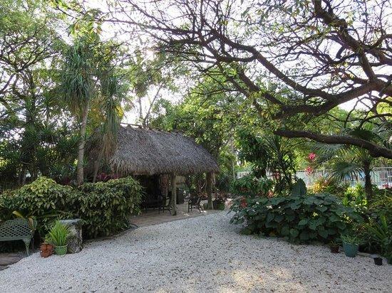 Bay Harbor Lodge : er Garten