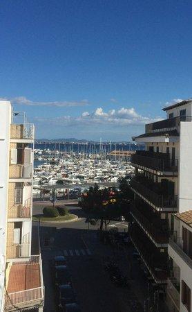 Mar Calma Hotel: Sea view
