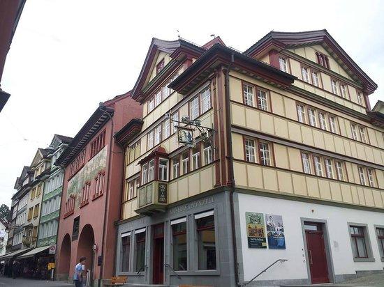Museum Appenzell : Appenzell Museum