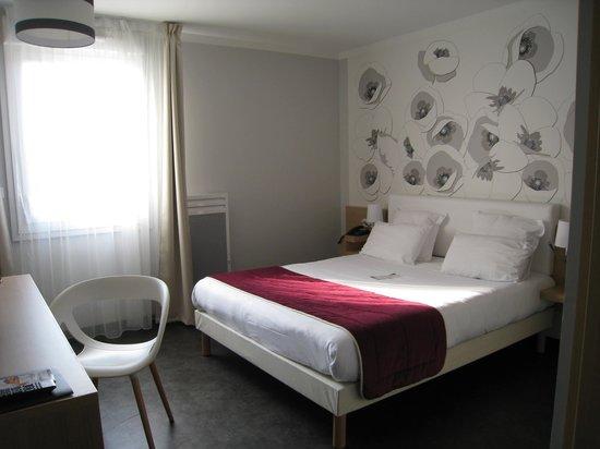 Appart'City Reims Parc des Expositions : chambre