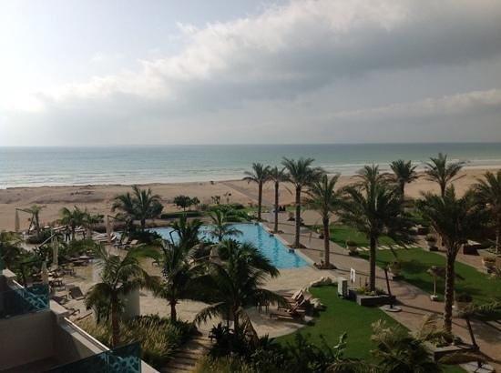 view from balcony picture of crowne plaza duqm hotel duqm rh tripadvisor ie
