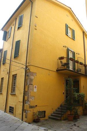 Albergo San Martino Nebengebäude