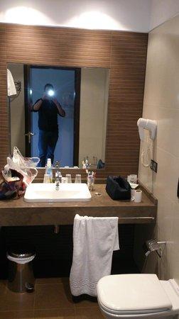 Hotel Las Terrazas: lavabo