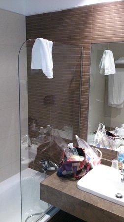 Hotel Las Terrazas: ducha