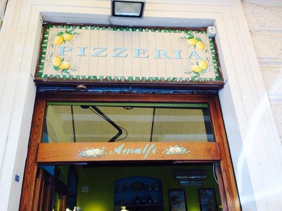 Amalfi Ristorante Pizzeria : Pizzeria Amalfi