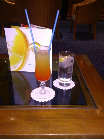 Medina Belisaire & Thalasso: cocktails