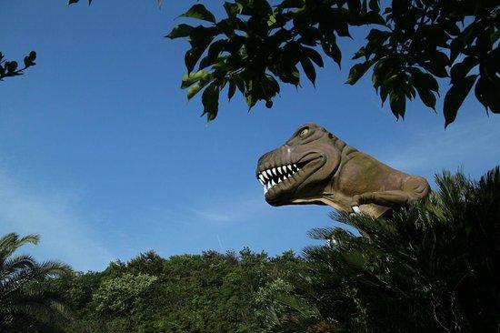 Kasadojima Heights: T-Rex