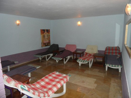 Park Side Hotel: Nieuwe relax ruimte