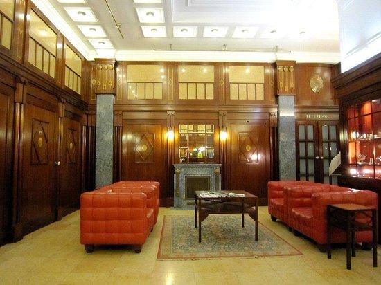 Austria Trend Hotel Astoria Wien: ホテルアストリアのロビー