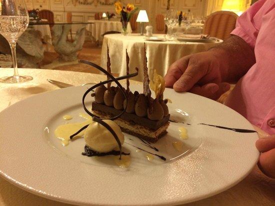 Chateau de Rochecotte: Yummy sweets