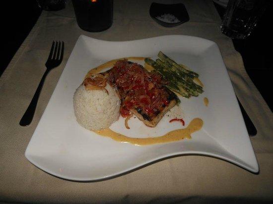 Vincent's Restaurant : Delicious food