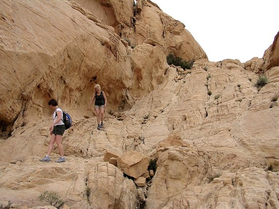Hike This! Private Tours: Red Rock Rock Scramble