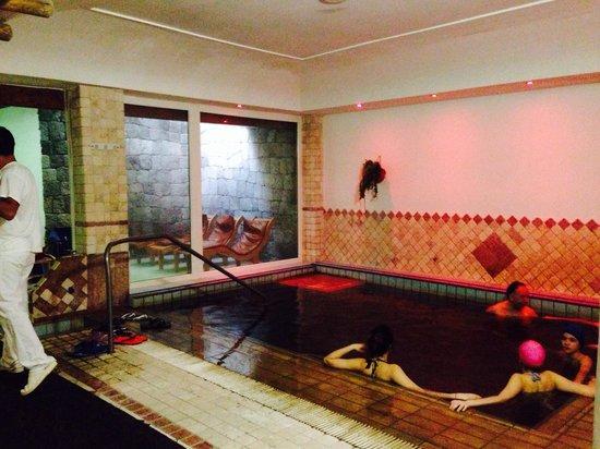 Hotel Terme Don Pepe: SPA