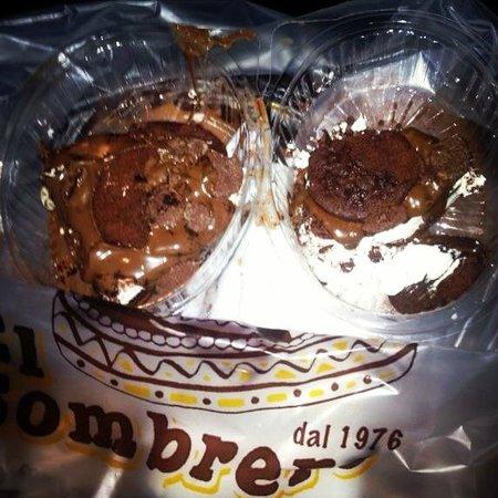 El Sombrero Grill torta pan di stelle