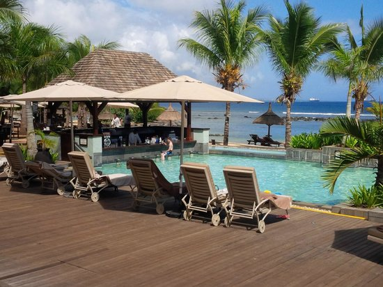 InterContinental Mauritius Resort Balaclava Fort: le bar