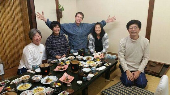 Kamesei Ryokan: Dinner Time!