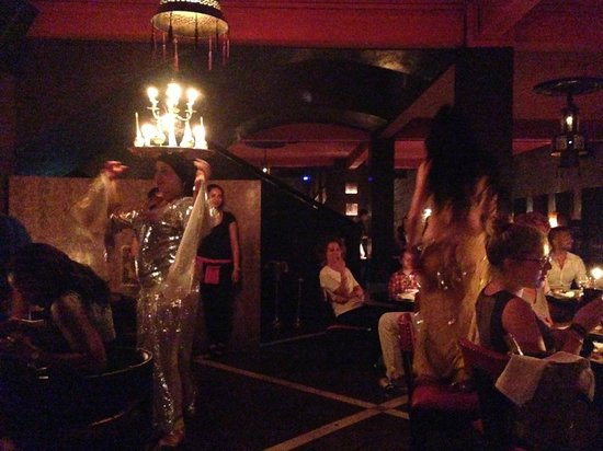 Comptoir Darna Marrakech : Fab entertainment