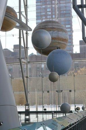 American Museum of Natural History : Hayden Planetarium