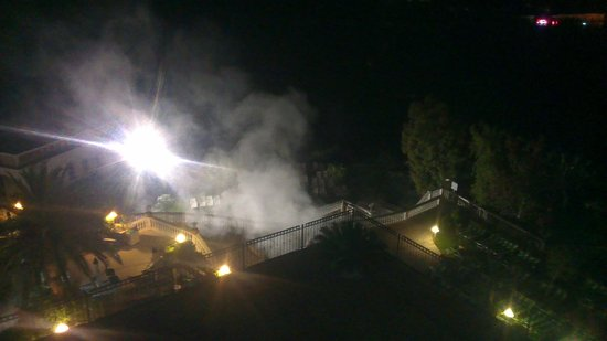 Hotel Terme Capasso: notte
