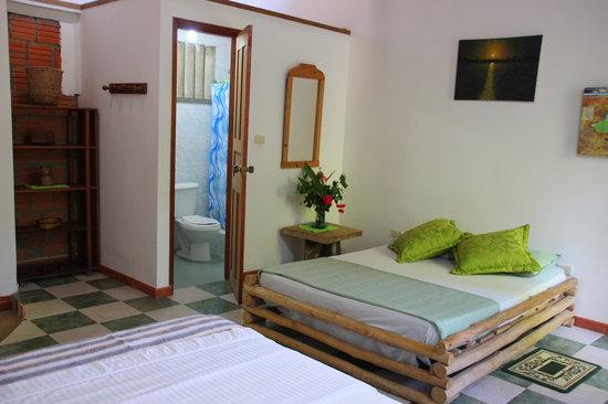 Hotel Malokamazonas : Habitación twin